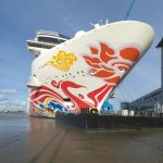 "VIDEO: ""Norwegian Joy"" krenuo na ""sea trialse"""