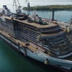 "VIDEO: Ovako se gradi ""MSC Seaside"""